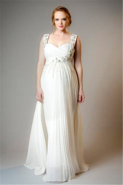 81 best Maternity Wedding Dresses images on Pinterest Maternity