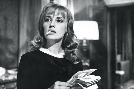 Learn French with Sandrine de Paris: Chanson : Jeanne Moreau, Le Tourbillon de la Vie