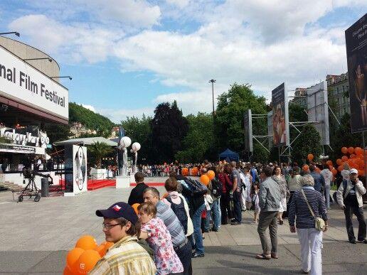 Karlovy Vary film festival Čekání na Johna Travoltu