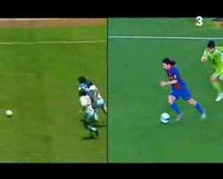 Messi's best goal