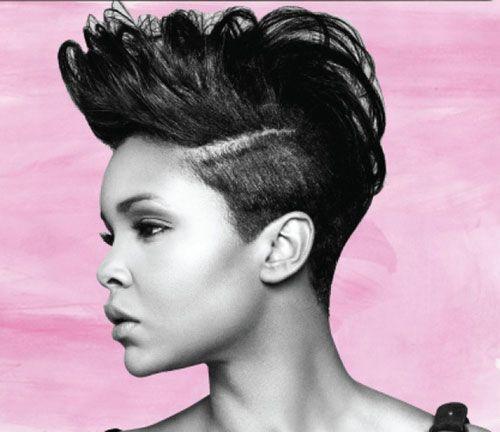Short Hairstyles African American Women | Short Haircuts for Black Women 2012-2013 | 2013 Short Haircut for ...