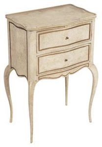 How to Paint Wood Furniture White Distressed