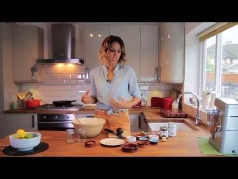 Carrot Cake Porridge Whip by Sarah Wilson, author of I Quit Sugar - YouTube