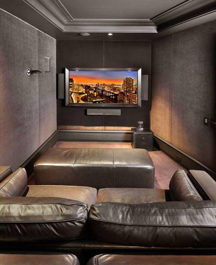 Best 25 Theater Seating Ideas On Pinterest: Best 25+ Small Home Theaters Ideas On Pinterest