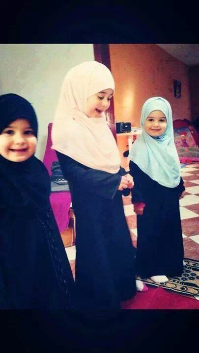 Kid muslima!! Superb Cute!!  Young Beautiful Hijabi in The Worlds Hijabers Cilik Cantik Sedunia http://hijabcornerid.com/