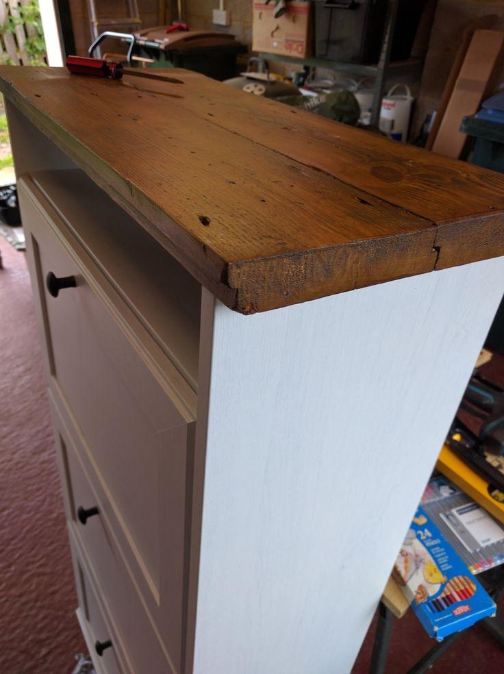 Upcycled Brusali shoe cabinet using old floorboards IKEA Hacks Pinterest Shoe cabinet and