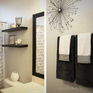 Towel Decorations For Bathroom