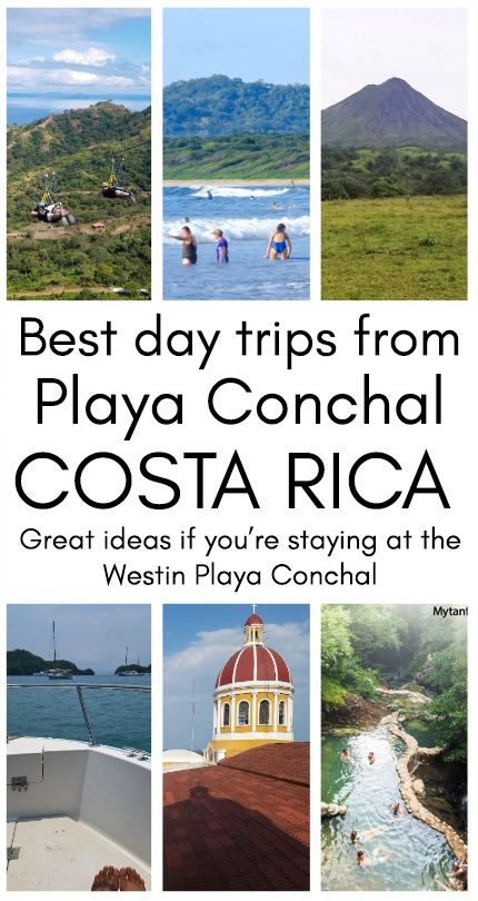 Our favorite day tours from Playa Conchal. Click through to read more: https://mytanfeet.com/activities/fun-things-to-do-in-playa-conchal/  Costa Rica | Costa Rica travel blog | Things to do in Costa Rica | Playa Conchal