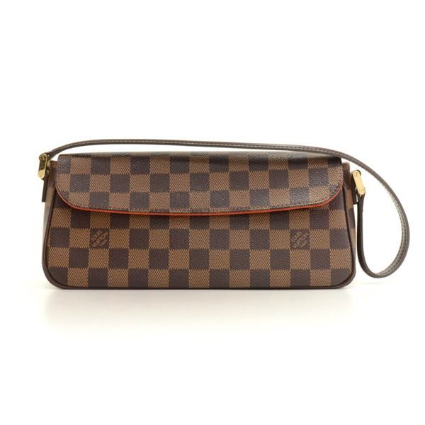 Buy Louis Vuitton Brown Recoleta Handbag £420.00, Second Hand & Vintage Louis Vuitton Vintage Collection Top Handle Bags for Sale, 100% Authenticity Guaranteed, Worldwide Shipping