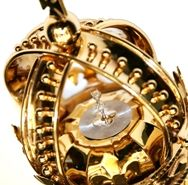 TIL that Canada's seargent at arms carries a 4.3 million dollar jewel studded golden mace which he uses to summon the parliment