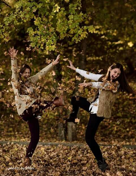 Laughing so damn hard.. #photosession #8 #autumn