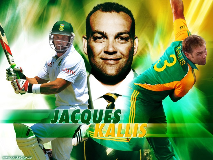Jacques Kallis #Cricket #SouthAfrica