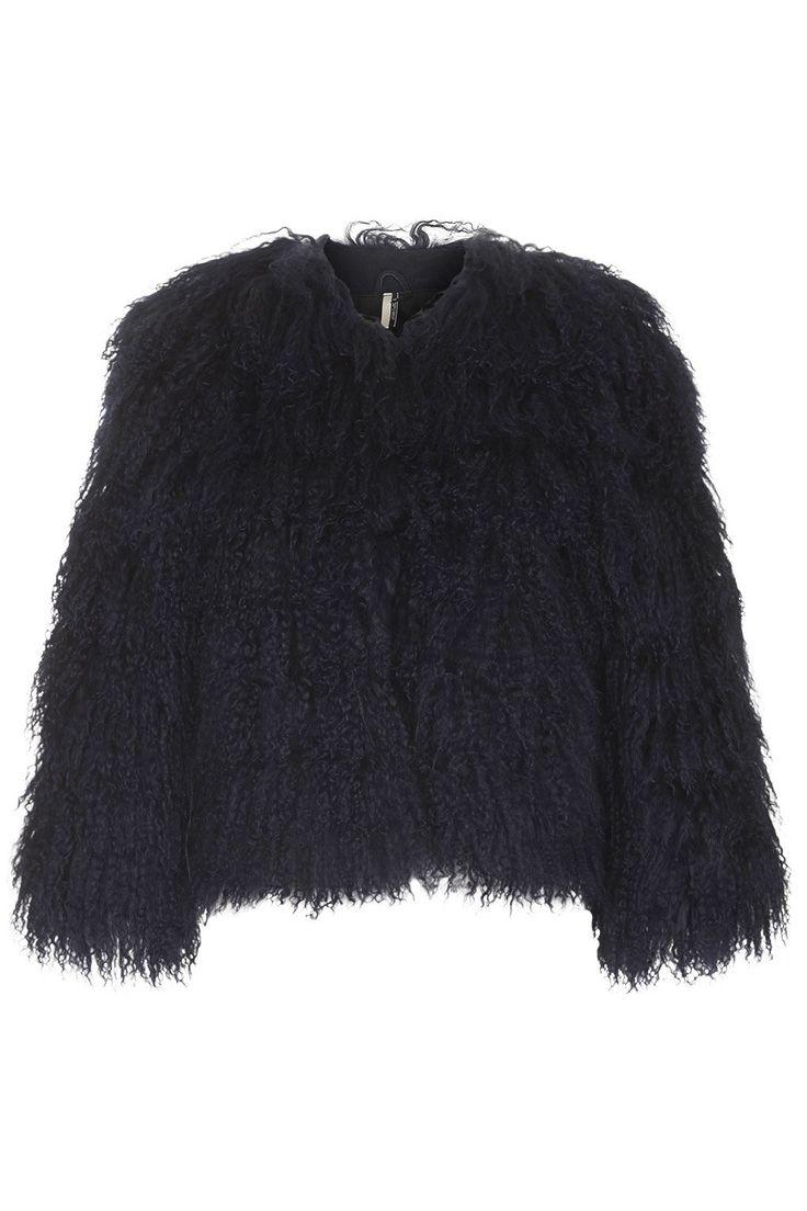 Mongolian Sheepskin Jacket