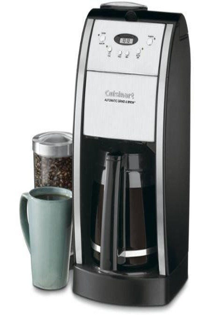 how to use cuisinart coffee maker extreme brew