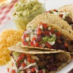 Тако с мясом и овощами рецепт – мексиканская кухня: закуски. «Афиша-Еда»