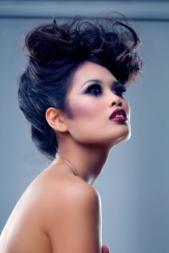 MUA: Daisy Lomeli for Ruby Makeup Academy, Photographer: Viktorija Pashuta.