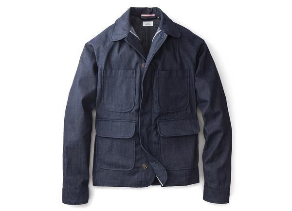 Apolis | Selvedge Denim Chore Jacket