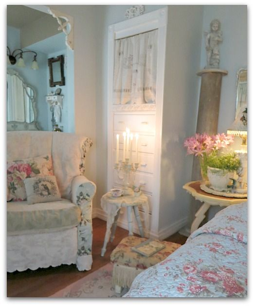 Romantic Shabby Chic Bedroom: 1000+ Images About Vintage & Shabby Chic Furniture And