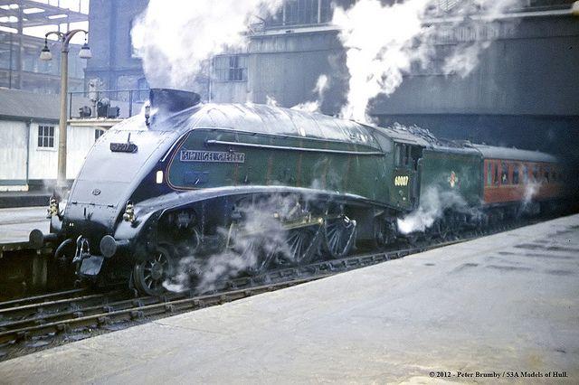 15/02/1963 - Kings Cross, London. | Best viewed 'Original' s… | Flickr