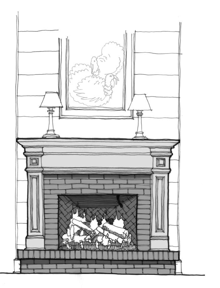 Fireplace Design fireplace drawing : 33 best simi fireplace images on Pinterest
