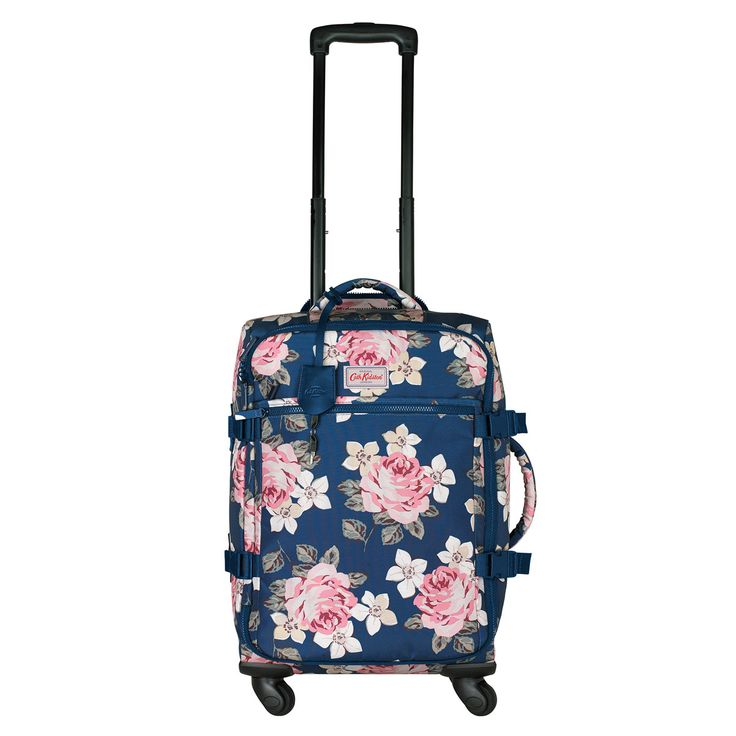 Richmond Rose Four Wheel Cabin Bag | Holiday Bags and Accessories | CathKidston
