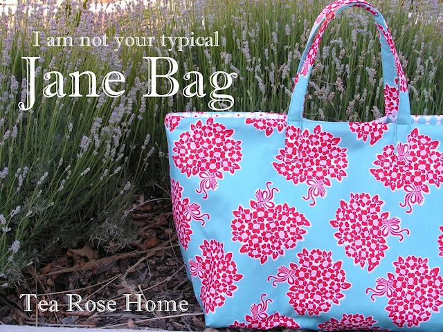 It's not Your Usual Jane Bag Tutorial