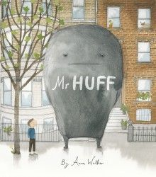 Book Cover:  Mr Huff