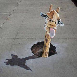 3D art by Douglas Rouse Follow: @MARKERSNPENS WE ❤ STREET ART - @STREETARTFILES - - - #streetartfiles #welovestreetart #streetart #streetartphotography #mural #urbanart #graffiti #graffitiart #grafiti #graff #instagraffiti  #grafiti #граффити #стритарт #gatukonst #gadekunst #spraypaint #spraycanart #street #streeatarteverywhere #mural #stencilart #stencil #DouglasRouse