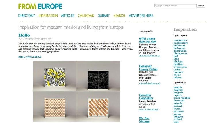 fromeurope.com