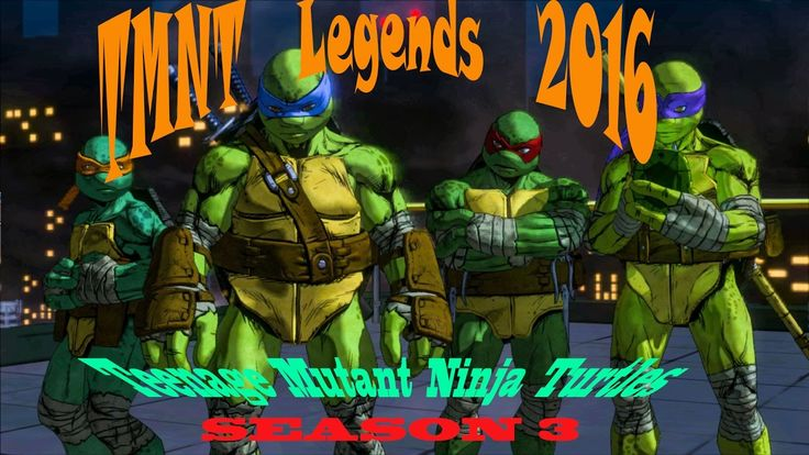 Teenage Mutant Ninja Turtles Cartoon - Season 3~Episode 25-26 |TMNT Lege...