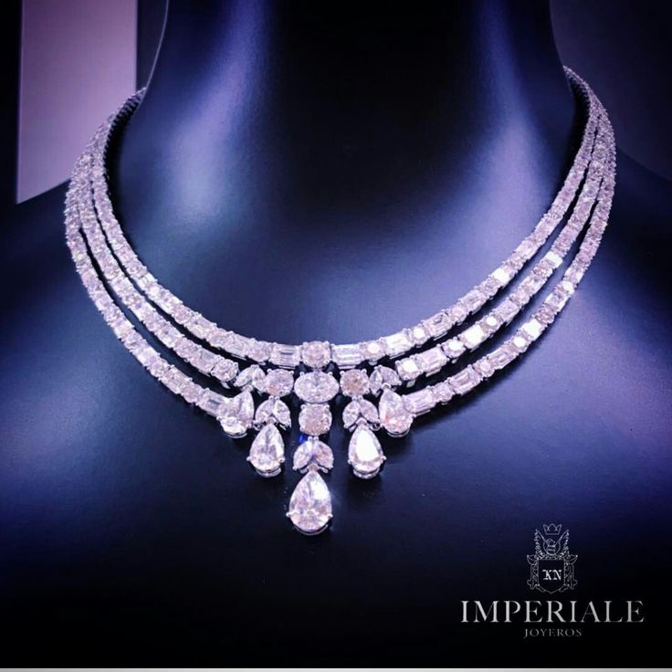 Showcasing the finest jewels. Exclusively at Imperiale Joyeros #GeneracionesDeExcelencia