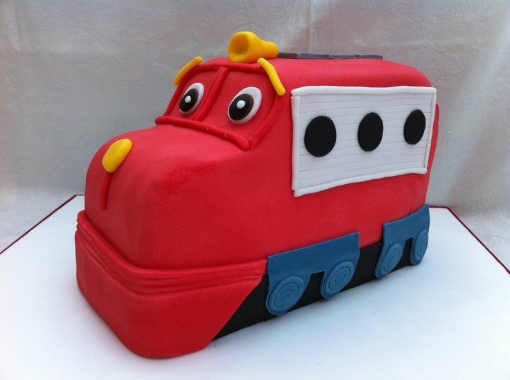 Chuggington Cake Pictures