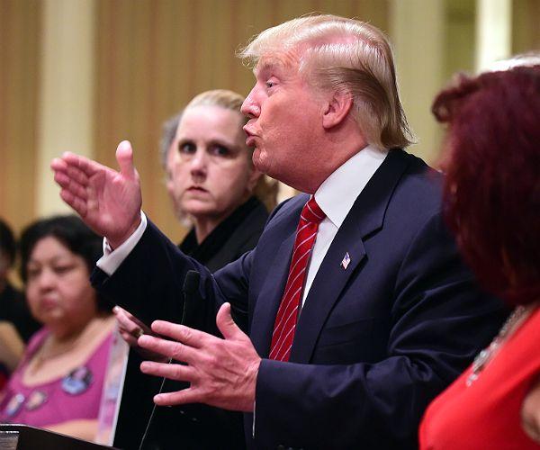 08-02-2015  Image: Michael Reagan: Trump Has My Dad's 'Passion'