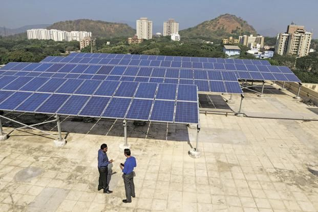 India Is Conducting An Anti Dumping Investigation On Solar Equipment From China Taiwan And Malaysia Photo Abhijit Bhatlek Solar Solar Module Solar Equipment