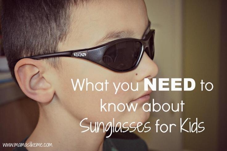 Tips for Choosing Sunglasses for your Kids