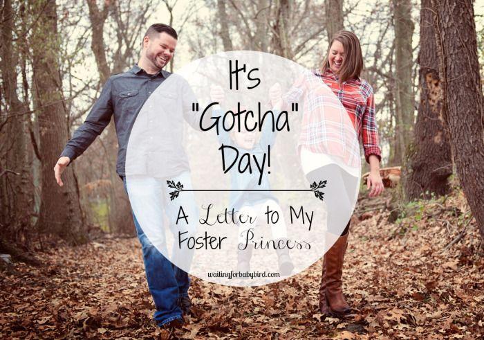 It's Gotcha Day 2