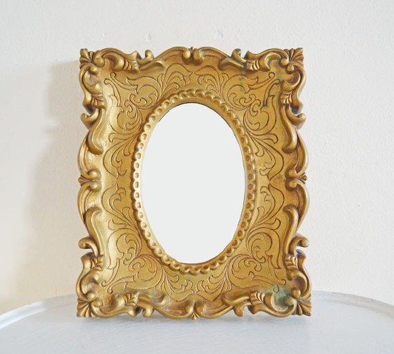 decorative gold mirrors. Pretty Vintage Ornate Gold Mirror Oval Decorative Wall Hollywood  Regency Shabby Chic Home Decor Boudoir 77 best My fav ornate mirrors images on Pinterest