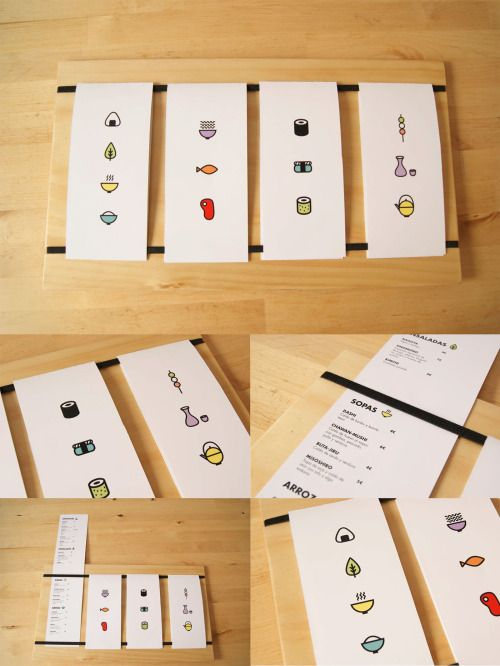 THE SUSHI SITE - Identidad Corporativa by Alicia Torres | graphic design packaging