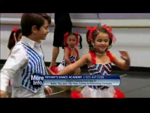 Tiffany's Dance Academy is the best dance studio in Alameda County according to KRON4 TV!