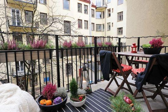 40 Ideen für attraktive Balkon Gestaltung für wenig Geld   Balkon ...