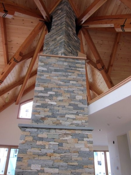 Ledgestone Natural Stone Veneer For Siding By Stoneyard