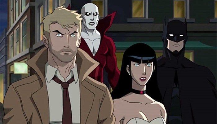 Vem ver o trailer completo de 'Liga da Justiça Sombria' LEGENDADO