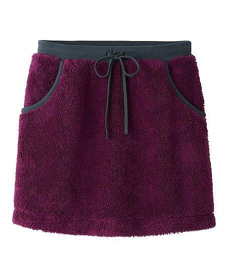 Fleece Skirt 118