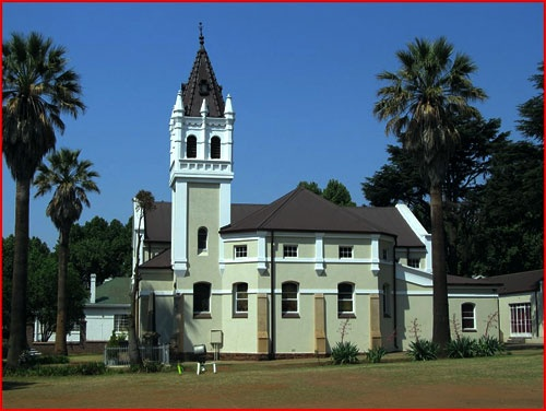 NG Kerk Langlaagte