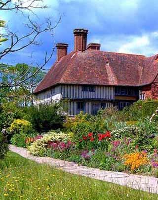 Sissinghurst Gardens Kent