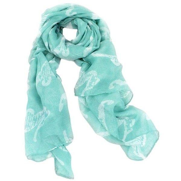 Best 25+ Green scarves ideas only on Pinterest | Handmade ...