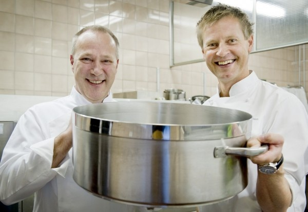 Antti ja Aki. Kuva: TS