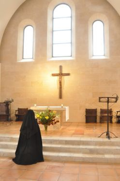 les moniales dominicaines de Saint-Maximin