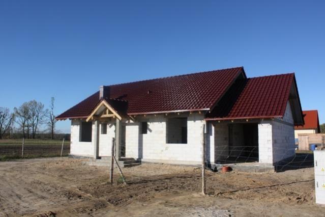 Projekt domu Niezapominajka z garażem