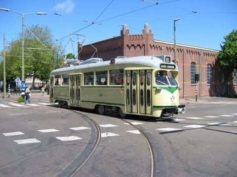 Trams in Den Haag - PCC Cars